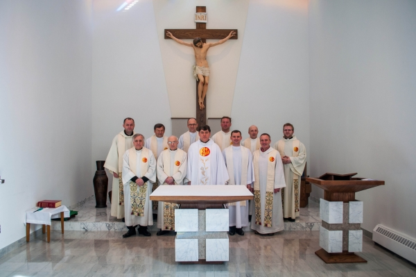 Michaelites on retreats